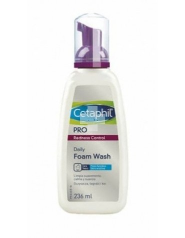 Cetaphil pro Redness Control Espuma limpiadora suave
