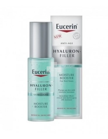 Gel ultraligero Eucerin Hyaluron-Filler Ultra Light 30 ml