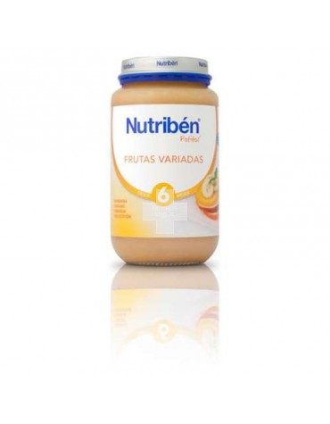 NUTRIBEN FRUTAS VARIADAS 235 G