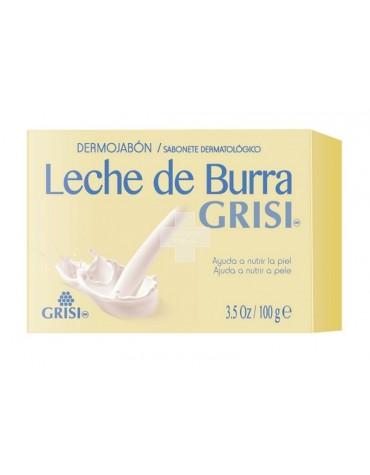 GRISI DERMOJABON LECHE DE BURRA 100 GR