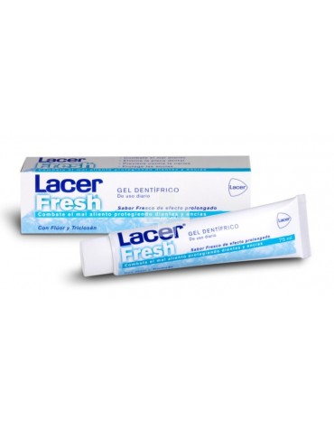 LACER FRESH GEL 75 ML