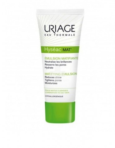 URIAGE HYSEAC EMULSION MATIFICANTE 40 ML