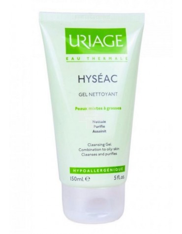 URIAGE HYSEAC GEL LIMP 150 ML
