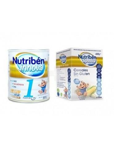 NUTRIBEN INNOVA 1 800G+ INNOVA CEREALES S/G 600 G