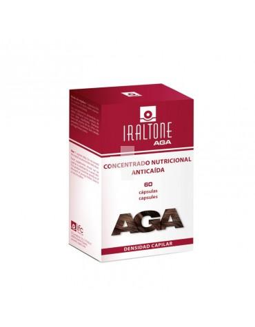 Iraltone AGA - 60 cápsulas para la Alopecia Androgenética