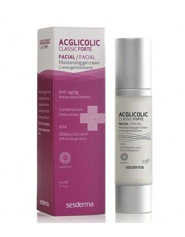 Acglicolic Classic Crema Gel Hidratante 50 ml