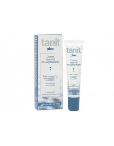 Tanit Plus. Despigmentante que elimina las manchas oscuras de la piel.