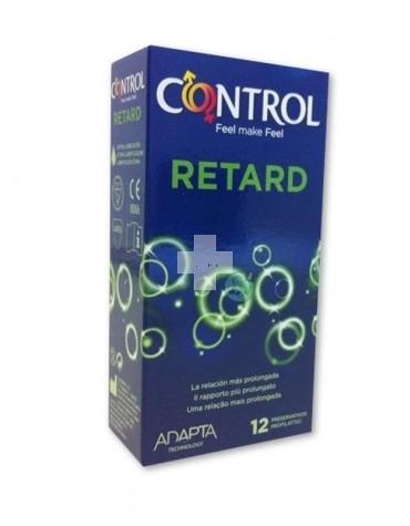 Preservativos Control Retard 12 uds