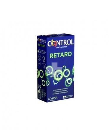 Preservativos Control adapta retard 12 uds
