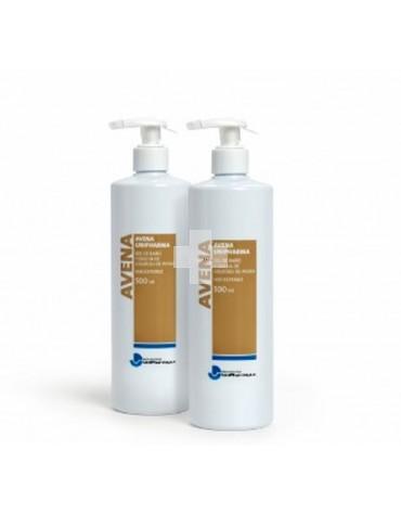 Avena Unipharma Solución 500ml. Propiedades hidratantes y emolientes.