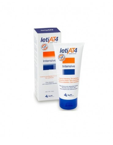 Leti AT4 Intensive Crema 100ml