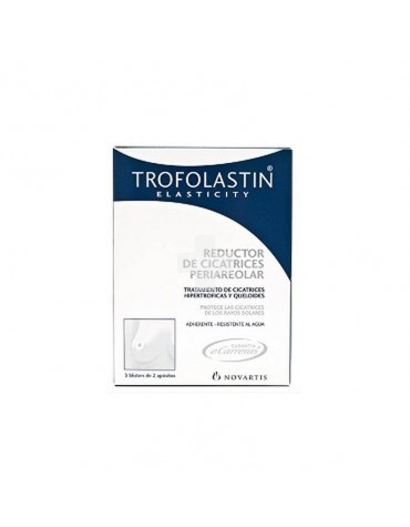 Trofolastin Reductor Cicatrices Periareolar 3 U