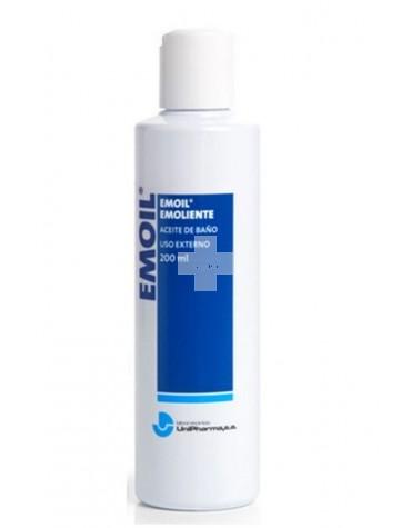 Emoil Emoliente 200 ml. Dermatitis y pieles atópicas.