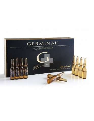 Germinal Acción Inmediata 10 Ampollas 1.5 ml