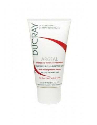 DUCRAY CHAMPU CREMA ARGEAL 150