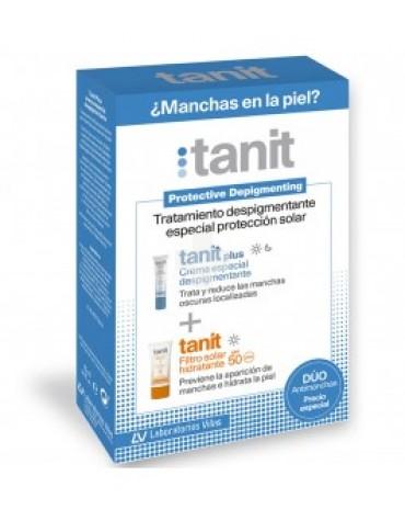Pack Tanit Tratamiento Completo. Elimina las manchas de la piel.