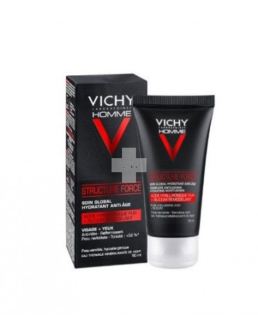 Vichy Homme Structure Force, antiarrugas y reafirmante
