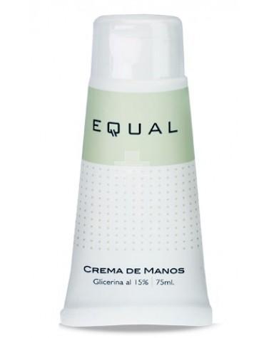 Equal Crema de Manos 75 ml no grasa, protege y suaviza las manos
