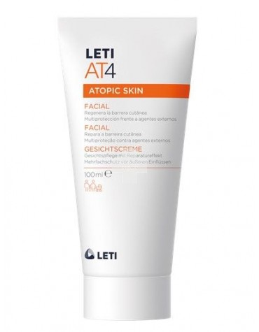 LETI AT4 FACIAL 100 ML