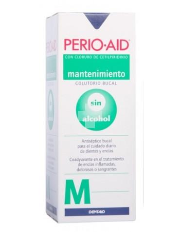 PERIO AID COLUTORIO MANTENIMIENTO 500 ML