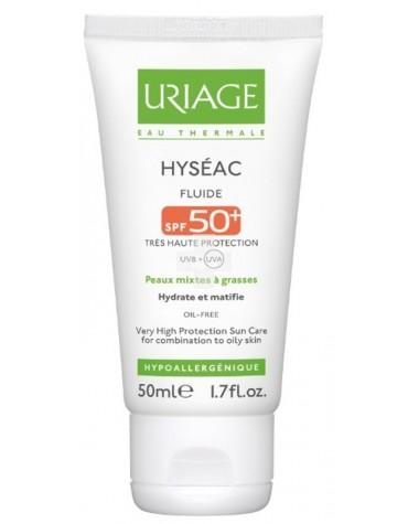 URIAGE HYSEAC FLUIDO SPF50 50M