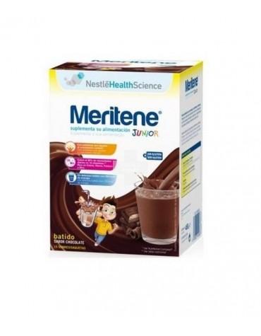 MERITENE CHOCOLATE JUNIOR 15 SOBRES