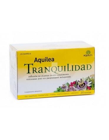 AQUILEA TRANQUILIDAD INFUSION 20 BOLSITAS