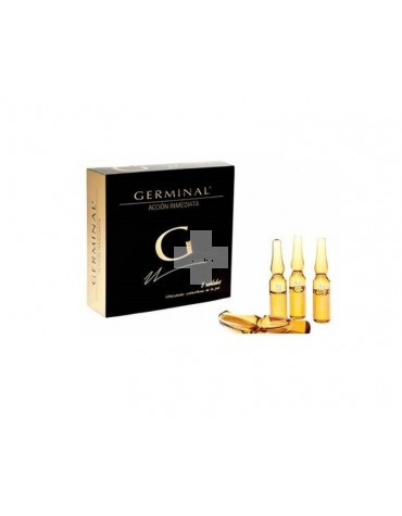 Germinal Acción Inmediata 5 Ampollas 1.5 ml