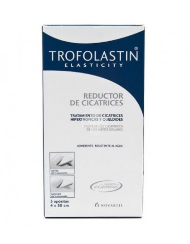 Trofolastin Reductor Cicatrices 4X30 5 uds