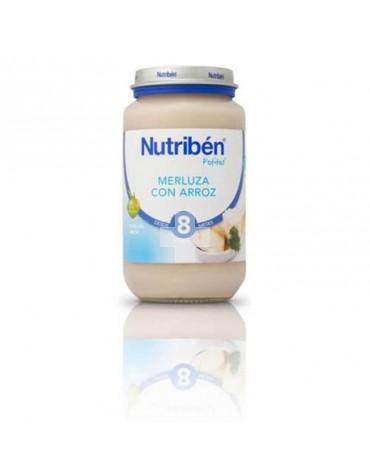 NUTRIBEN MERLUZA CON ARROZ 235 G