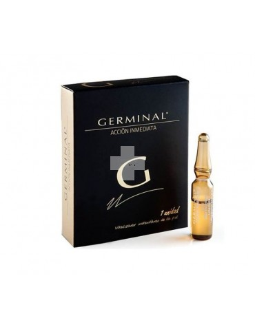 Germinal Acción Inmediata 1 Ampolla 1.5 ml