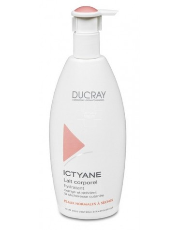 ICTYANE LECHE CORPORAL 300 ML