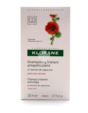 KLORANE CHAMPU CAPUCHINA 200 ML