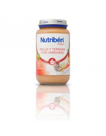 NUTRIBEN GRANDOTE POLLO TERNERA Y VERDURAS 235 G