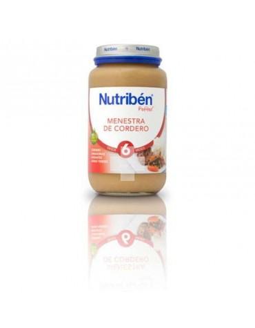 NUTRIBEN MENESTRA DE CORDERO 250