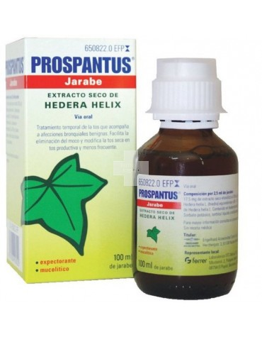 PROSPANTUS JARABE  35 MG/5 ML 100 ML