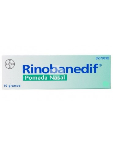 RINOBANEDIF POMADA 10 G