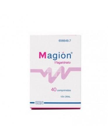 MAGION 450 mg COMPRIMIDOS MASTICABLES