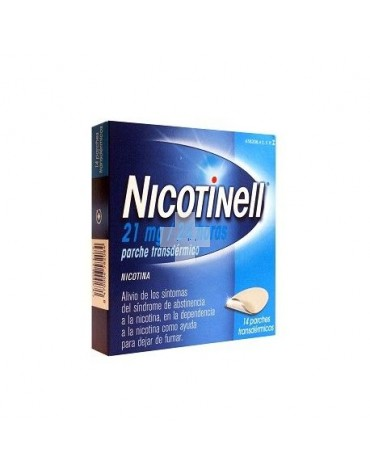 NICOTINELL 21 MG 24H 14 PARCHE