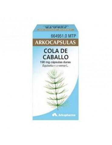 COLA DE CABALLO ARKOPHARMA (190 MG 50 CAPSULAS )