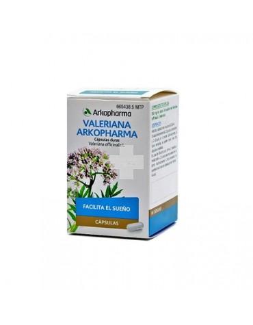 VALERIANA ARKOPHARMA cápsulas duras , 84 cápsulas
