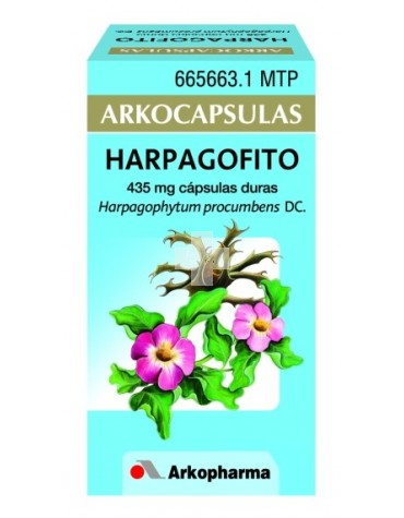 ARKOCAPSULAS HARPAGOFITO 50 CA