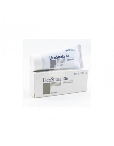 LICOSTRATA 20 mg/g GEL 30 G