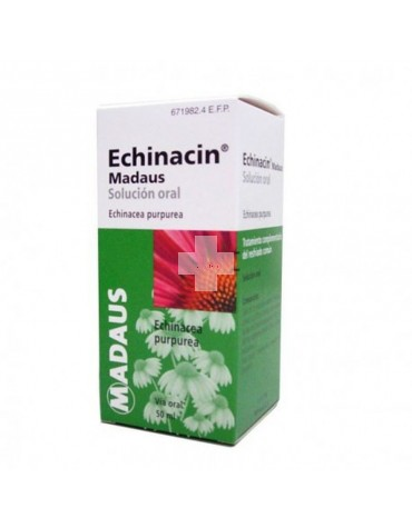 ECHINACIN MADAUS (800 MG/ML SOLUCION ORAL 50 ML )