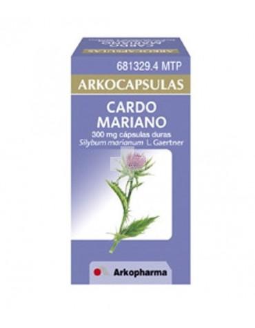 ARKOCAPSULAS CARDO MARIANO (300 MG 100 CAPSULAS)