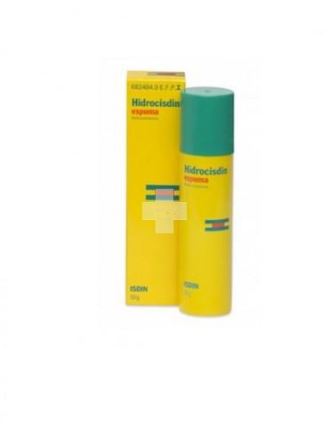 Hidrocisdin 5mg/g Espuma Cutánea 50 gramos