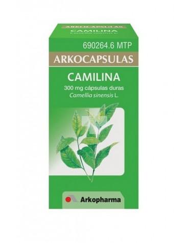 ARKOCAPSULAS CAMILINA 300 MG 50 CAPSULAS