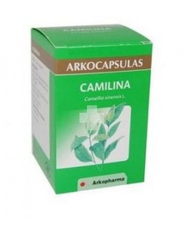 Arkocápsulas camilina 200 mg 100 cápsulas