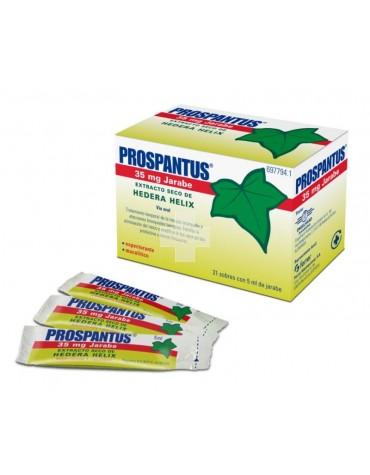 PROSPANTUS 35 mg Jarabe 21 sobres