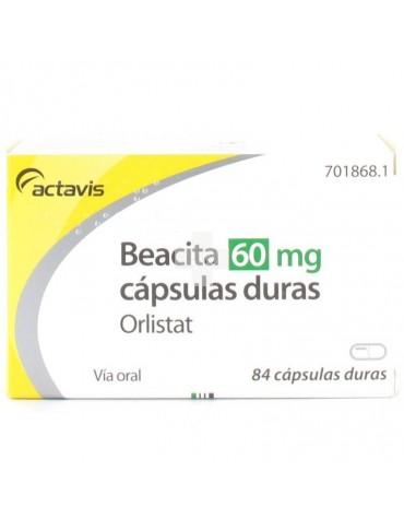 BEACITA 60 MG 84 CAPSULAS DURAS